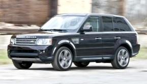 Range Rover Sport: Уколите мне его в вену!