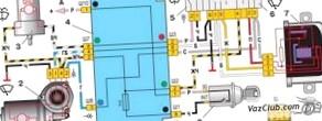 Ремонт и замена генератора ВАЗ 2107