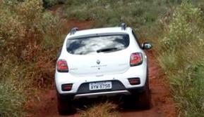 Renault Sandero Stepway Easy'R: Для новичков