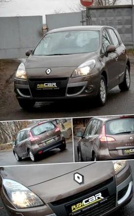 Renault Scenic: Находка для семьи