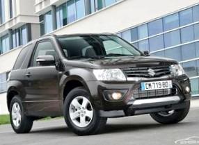 Рестайлинг Suzuki Grand Vitara — отличия от предшественника