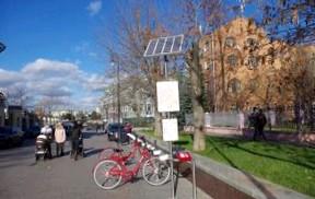 Резидентам разрешат проезд по пешеходным зонам