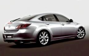 С конвейера американского завода Mazda сошел последний автомобиль