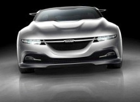 Saab представил новый «аэромоциональный» концепт