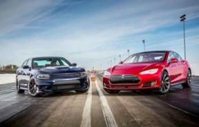 Самый быстрый в мире американский седан - какой он?