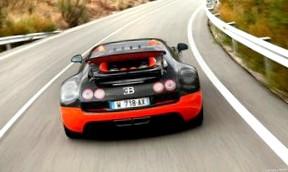 Самый быстрый в мире кабриолет Bugatti Veyron 16.4 Grand Sport выпустят в количестве 150 экземпляров