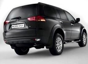Сборка Mitsubishi Pajero Sport в Калуге начнется в июле 2013 года