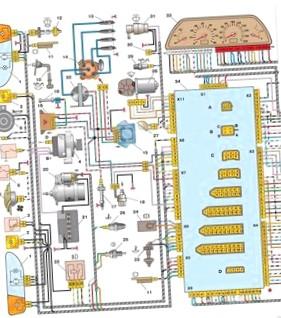 Схема управления вентилятором-модернизация в авто ВАЗ
