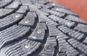 Шипованные шины и их правильная эксплуатация