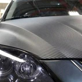 Широта дизайнерских решений при оклейке автомобиля пленкой
