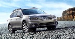 Старт Subaru Outback
