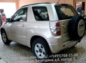 Стоит ли покупать подержанный Suzuki Grand Vitara