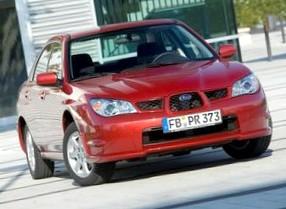 Subaru отзывает более 4 тысяч автомобилей в Беларуси и России из-за дефекта подушек безопасности
