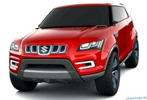 Suzuki Alto – детище индийско-японского СП