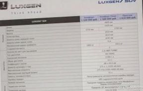Тайваньский автопроизводитель Luxgen заморозил российский бизнес