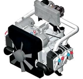 Тернистый путь к созданию первого дизельного двигателя