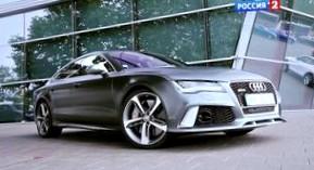 Тест-драйв Audi A4 1.8T