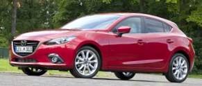 Тест — драйв новой Mazda 3