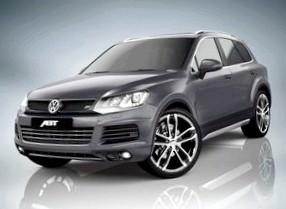 Тюнинг-ателье ABT добавило мощности новому VW Touareg