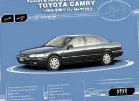 Toyota Camry 2001 г.в.