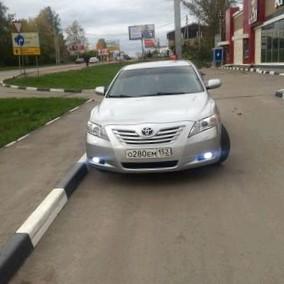Toyota Corolla (На пенсию рановато)