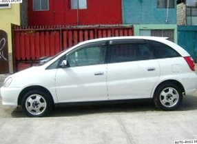 Toyota Nadia 1998 г.в.