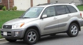 Toyota RAV 4 2001 г.в.