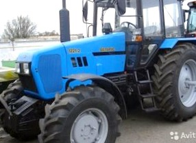 Трактор МТЗ-1221 (Беларусь-1221)