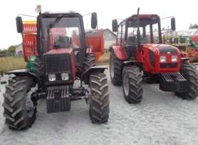 Трактор МТЗ-820 (Беларусь-820)