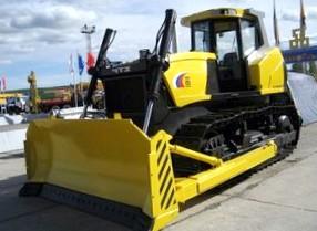 Трактор Т10МБ (болотоходный)