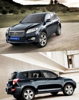 Треть продаваемых в Беларуси легковых автомобилей – внедорожники и кроссоверы