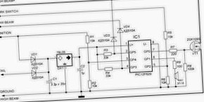 Управление ДХО на микроконтроллере PIC12F629