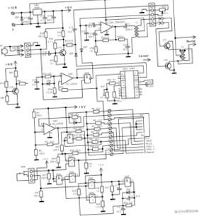 Усилитель на ТДА2003 — альтернативная (авторская схема)