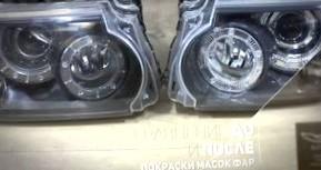 Установка ксеноновых ламп в автомобиль