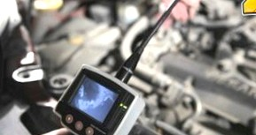 Устройство для диагностики высоковольтного электрооборудования авто