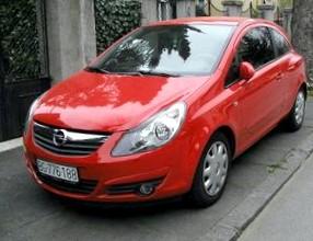 В 2014 году под Минском начнется сборка Opel Corsa