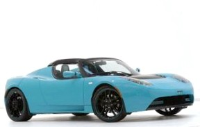 """В Brabus в прямом смысле слова """"зарядили"""" Tesla Roadster"""