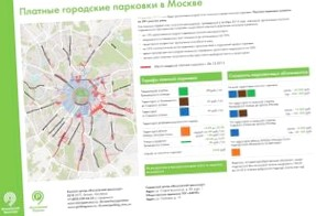 В центре Москвы появятся дополнительные платные парковки