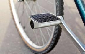 В Connected Cycle изобрели для велосипеда педали GPS