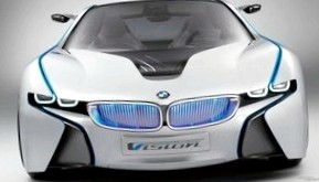 В Москве покажут BMW Concept Vision EfficientDynamics