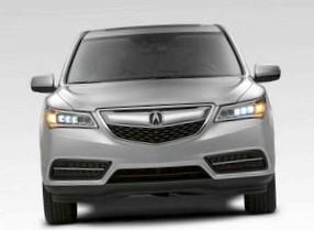 В России будут представлены две модели автомобилей Acura — RDX и MDX