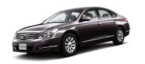 В России была представлена специальная версия модели Nissan Teana