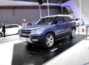 В Шанхае будут представлены новые автомобили Lifan для России