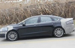 В США проходят испытания нового Ford Fusion