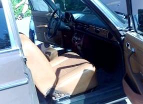 Владимирский любитель автомобилей Mercedes-Benz - Любой автомобиль можно восстановить, было бы желание