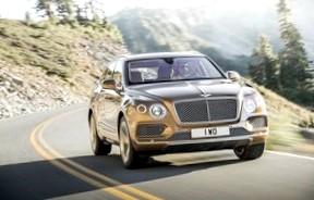 Внедорожник Bentley будет стоить 220 тысяч долларов