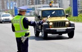 Водителям в Москве разрешат ездить без номеров