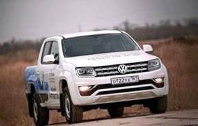 Volkswagen Amarok: Неожиданно приятный!