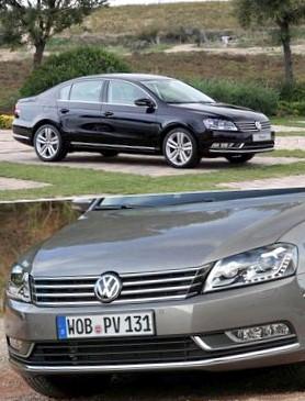Volkswagen Passat CC: Следуя моде