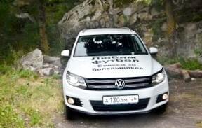Volkswagen Tiguan 2.0 TSI: Классика в сегменте кроссоверов